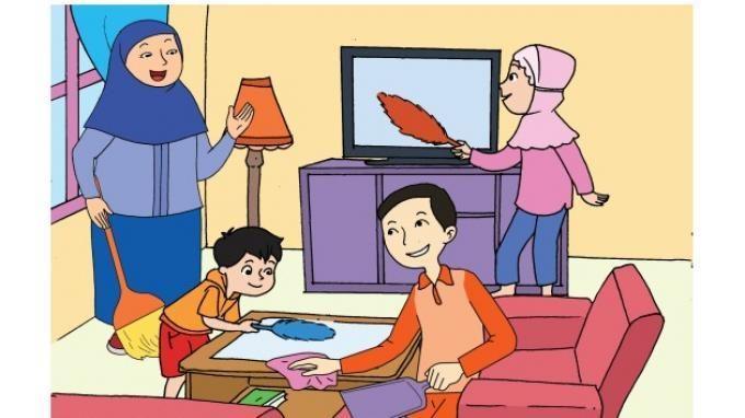 KUNCI JAWABAN Tema 9 Kelas 5 SD Halaman 70 71 72 74 75 77 78 Buku Tematik Subtema 2 Pembelajaran 2